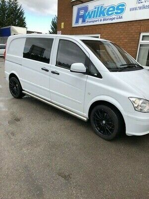 Mercedes Vito Dualiner 113 Cdi Re-Mapped For Bigger Bhp !!!