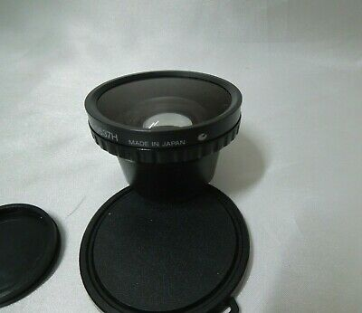 Sony Wide Angle Conversion X0.6 VCL-0637H Lens Excellent+++ From Japan