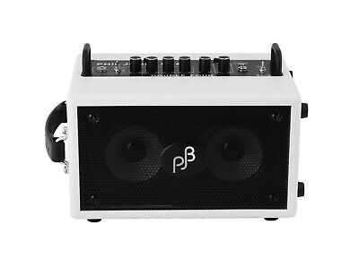 Phil Jones Bass Bg-75 Double Four White*70W Power*Ultra-Compact*Mega-Lightweight