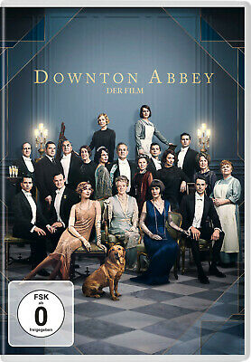 Downton Abbey-Der Film - (DVD)