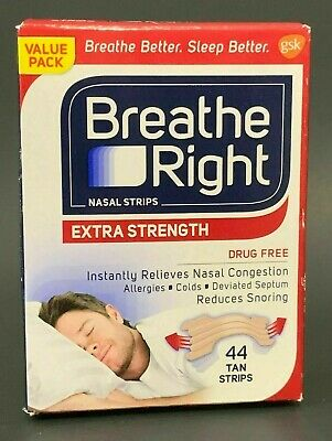 breathe right 44 strips extra strength