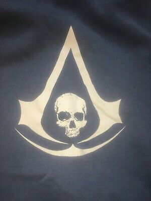 Assassins creed black flag rare gaming event zip up