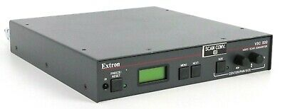 Extron VSC 500 High Resolution Computer-to-Video Scan Converter