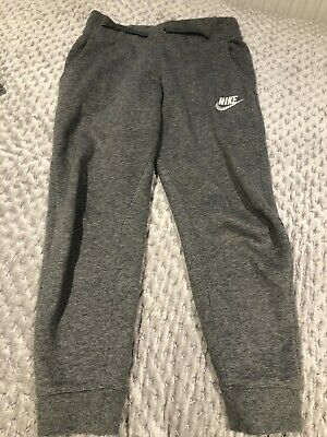 Girls Nike Jogging Bottoms with fleece in the inside 137-146cm