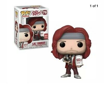 Lil Sweet Pop Ad Icons Dr Pepper Exclusive Funko Pop *Confirmed Order*