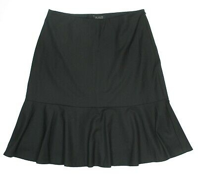 The Limited Skirt Womens Black Collection Size 8 A Line Lined Career Work