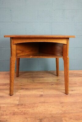 Arts and Crafts Oak Card Table, Gordon Russell / Cotswold style (100820)