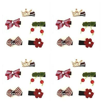 Handmade Girls Baby Small Hair Accessories Clips  (SALE)