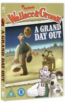 Wallace and Gromit: A Grand Day Out DVD (2012) Nick Park cert U Amazing Value