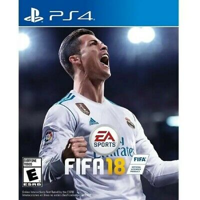 FIFA 18 (PS4) - Game  Excellent Condition
