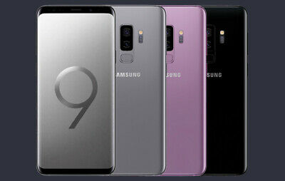 Samsung Galaxy S9 Plus 64GB  - Verizon/T-Mobile /ATT/GSM Unlocked