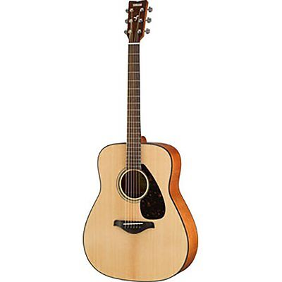 Yamaha FG800 Traditional Western Folk Solid Spruce Top Acoustic Guitar Natural
