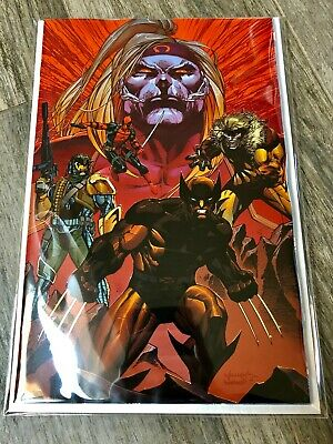 Wolverine Virgin & Classic Trade Variant Set issue #1 / Only 600 Scott Williams