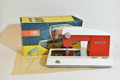 Vintage Piko Elektro Battery Operated Toy Sewing Machine