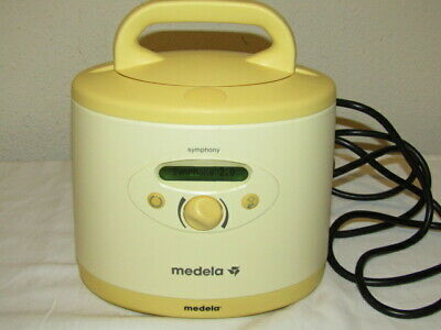 Medela Symphony Hospital Grade Pump Used 106 Hours and No Errors