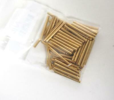 Clock Brass Pins No 12 1.40mm to 1.75mm Tampering Clock Pins Brass Clock Pins