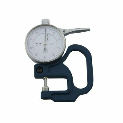 Moore & Wright 0-10mm Lifting Type Thickness Gauge Dial Caliper Metric MW455-25