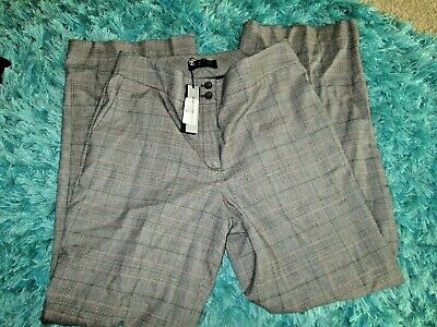 Nwt* Women's Sz 8 Talbots Wool Blend Heritage Fit Trouser Pants * $129