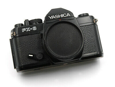Yashica FX-3, FX-7 Replacement Cover - Recycled Leather - Moroccan