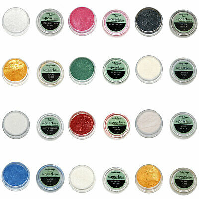 Pearl Pigment Powders Mica Shimmer Metallic Ultra Sparkle Epoxy Resin Dye 3g