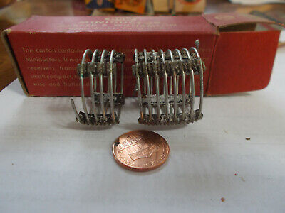 """New Barker /& Williamson Airdux Air Wound Coil #404T//3001 1//2/""""x2/"""" Hard to Find"""
