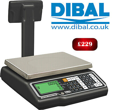 DIBAL G-325 Pricing and EPOS link Scale
