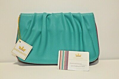 Vera Bradley Baekgaard Gathered Clutch Travel Girls New with Tags