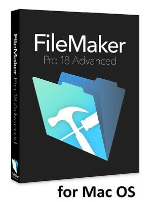 Filemakеr Pro Advanced for MAC OS Full version + Free Update Lifetime License