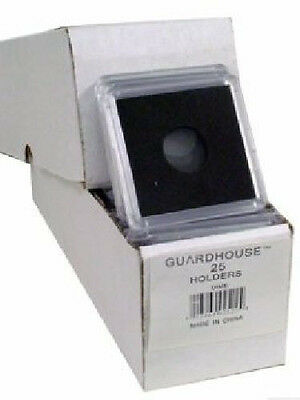 25 - Guardhouse 2x2 Tetra Snaplock Coin Holders for Dime 17.9mm