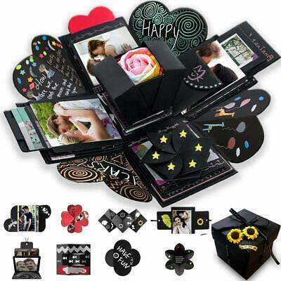 Wanateber Creative Explosion Gift Box, DIY - Love Memory, Scrapbook, Photo Album