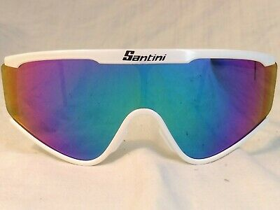Santini Vintage Retro Cycling sunglasses - NOS  / L'eroica bicycle