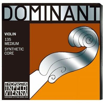 Thomastik-Infeld Dominant Violin Strings Set 4/4 Medium Tension