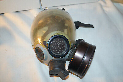 Vintage Gas Mask CHEMICAL BIOLOGICAL