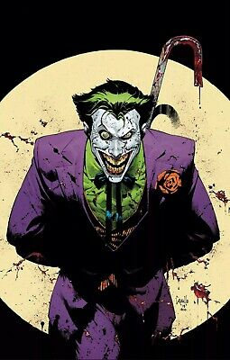 JOKER 80th ANNIVERSARY 100 PAGE SPECIAL #1 Cover A 4/29 FREE SHIPPING AVAILABLE