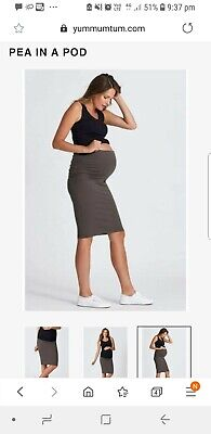 Pea In A Pod Maternity Skirt Aus Size 6