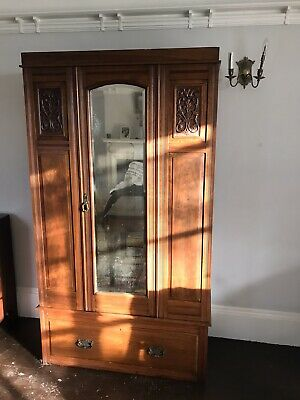 Edwardian Single Wardrobe