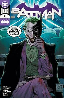 Batman #93 Cover A 4/15/20 Free Shipping Available