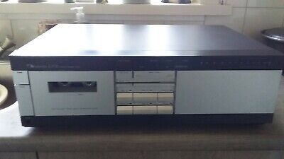 Nakamichi Lx-3 Cassette Deck In Top Condition
