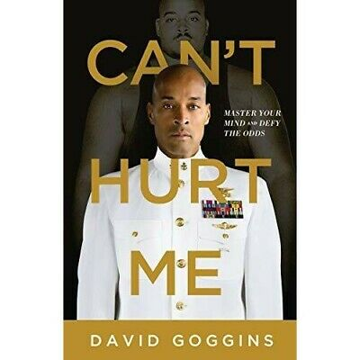 INSTANT download of Can't hurt me by David Goggins [ PDF ]