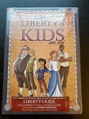Libertys Kids - The Complete Series (DVD, 2008)