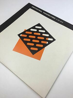 """""""Orchestral Manoeuvres In The Dark – Orchestral Manoeuvres In The Dar """" 1980 [D"""