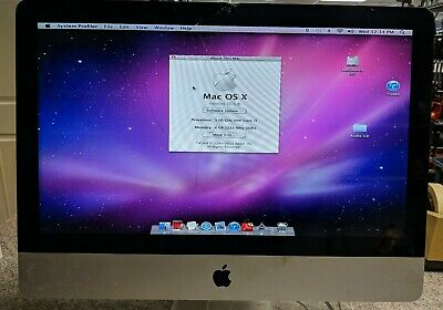 "iMAC 21.5""- A1311 - 3.06GHz-4GB RAM-500GB i3 Processor"