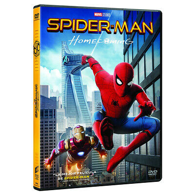 Spider-Man Homecoming DVD