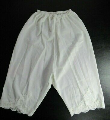 Vintage Movie Star Nylon Pettipants With Lace
