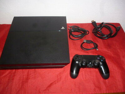 Ps4 Console 500Gb Playstation 4 Nera Sony Play Station 4 _ Pal