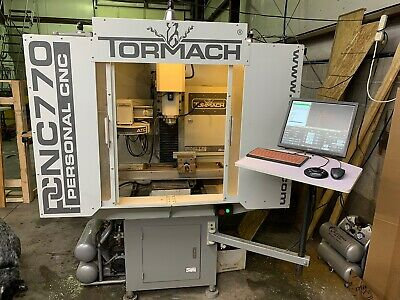 Tormach PCNC 770 Series 3, CNC Mill, good condition, ATC auto tool changer