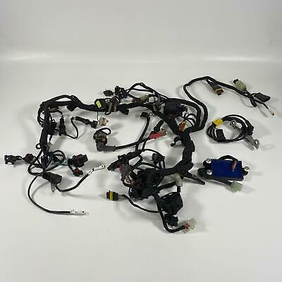 Ducati 848 EVO Corse SE Complete Wiring Harness with DTC