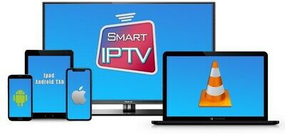 12 Months Iptv Subscription - All Devices Supported - Free Trial