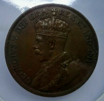 1917 Canada Cent Circulated