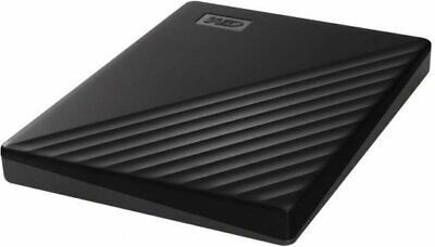 WD 5TB My Passport BLACK Portable External Hard Drive HDD USB 3.2 WDBPKJ0050BBK